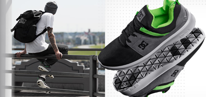 Акции DC Shoes в Верещагине